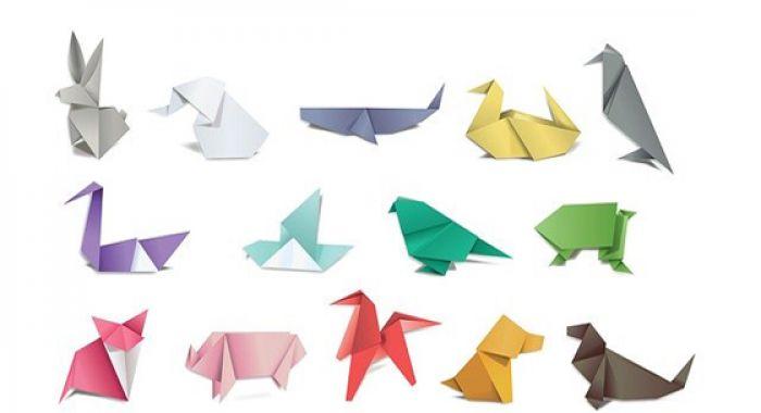 La Grue en origami